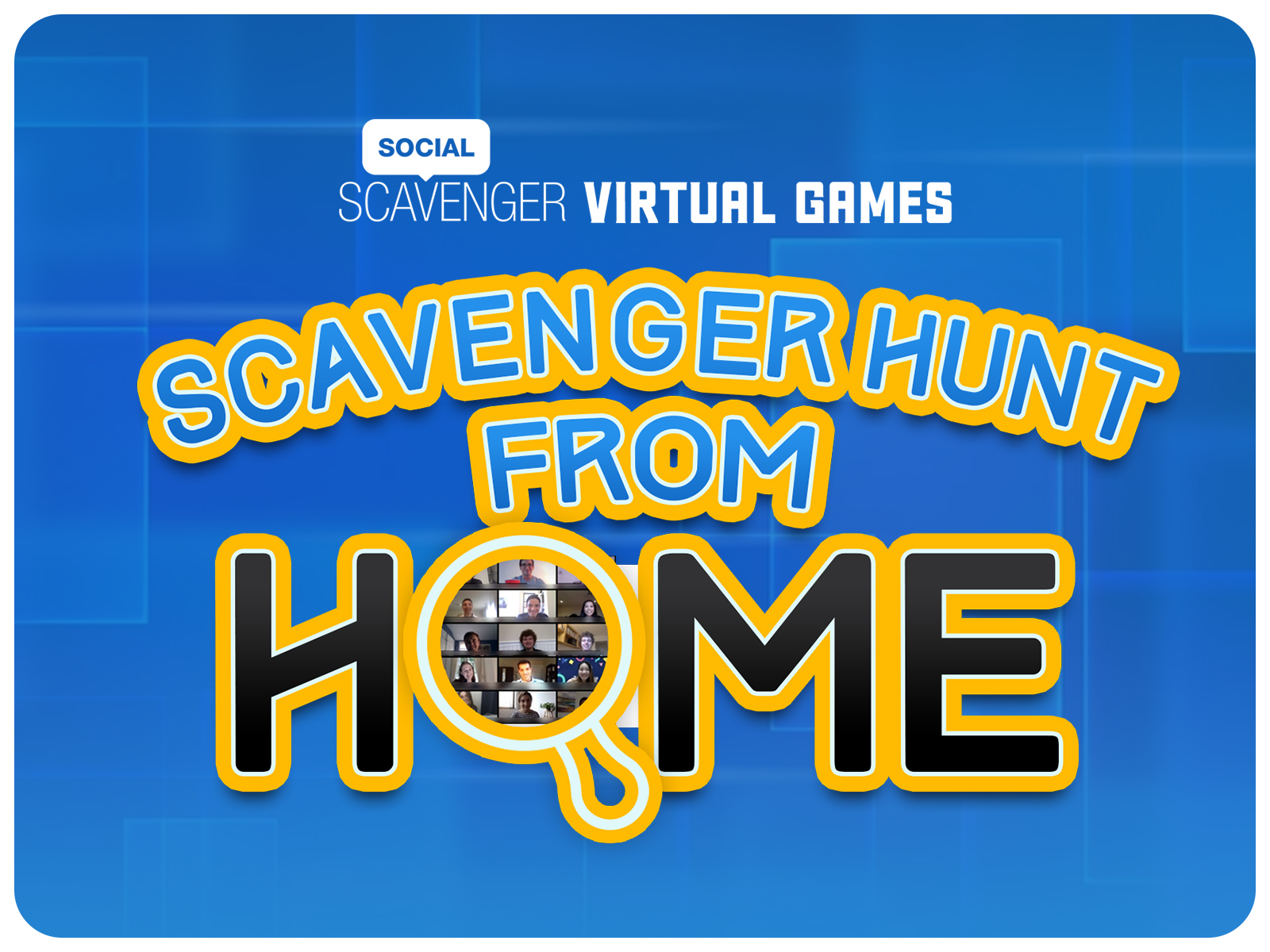 Scavenger Hunt from Home