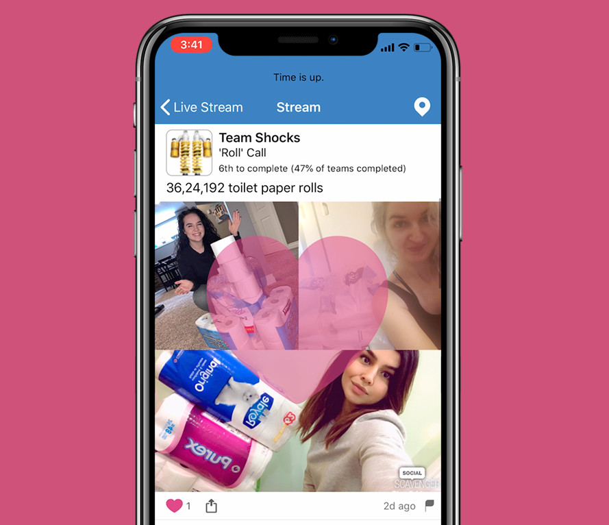 Live Streams Connect